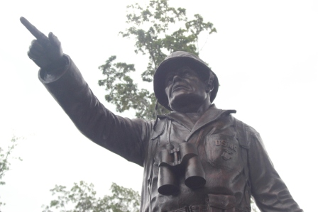 Chesty Puller Statue 3