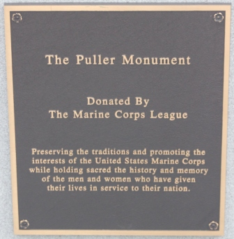 Monument Donation Plaque