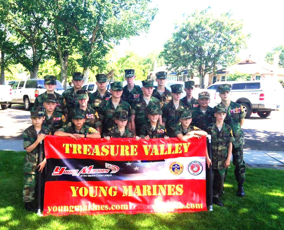 2014 Treasure Valley Young Marines