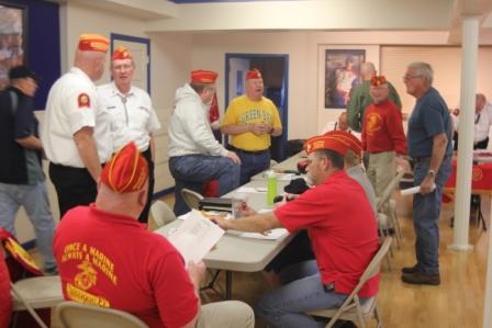 2015 Membership Meeting Legion Hall 07