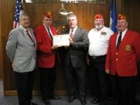 Mayor's AppreciationLtr, Sep3, 2009.jpg