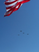 Memorial Day_2009 fly over.JPG