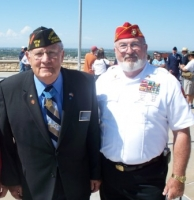 Memorial Day_2009, Art Jackson MOH & Me.JPG