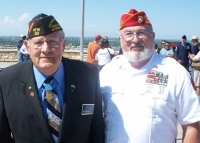 Memorial Day_2009, Capt.Art Jackson MOH & Me.JPG