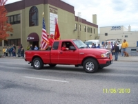 Bob Lee's Truck, Veterans Day Parade.JPG