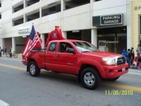 Ken Johnson with his truck and our Det members.JPG