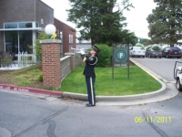 Taps in honor of our ISVH Veterans.JPG