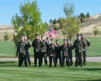 Oct 1st_ TVD Young Marines at MIA burial.JPG