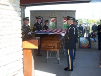 Oct 1st_Pallbearers folding flag. CWO Jesse Phelps, Vietnam MIA for 43 years.JPG