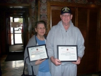 Nov2009_Gordon & Velma awarded for their volunteer services 7531hrscombine.JPG