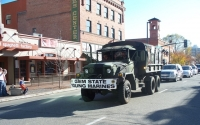 Nov7,2009 Veterans Day Parade.JPG