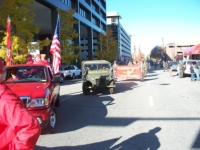 Nov7,2009 Veterans Day Parade_Moving out.JPG
