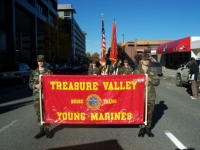 Nov7,2009 Young Marines on the march.JPG