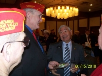 Jan 14, 2010_ Col Tom Rogers, Ret talking with State Legislators.JPG