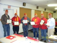 Jan 21st Monthly Staff Mtg-15yr awards presented 4.JPG