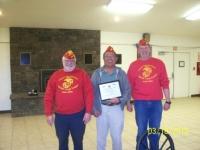 Mar 18th Cntr, Skip Nakashima, (L) ViceCmdt Arnie Strawn & (R)Cmdt Rich Erickson.JPG