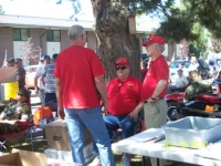 May 15, 2010_ JrViceCmdt Art Kilton giving out orders to Gary Randel & Bill Sawyer.JPG