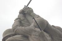 1st Iwo Statue Quantico 14.JPG