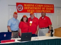 2011 Dept Convention Lewiston 01.jpg